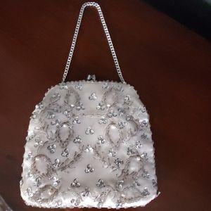 Richere Silk, Sequin & Beaded Bag